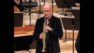 Concerto de saxophone de Martial SOLAL (Extrait-dernière partie)