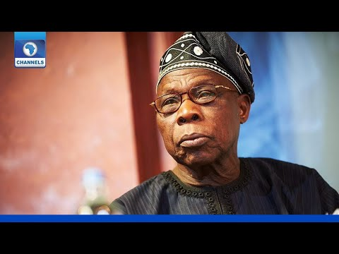 FULL VIDEO: Nigeria Will Continue To Exist As A Nation - Obasanjo