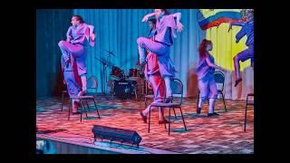 2018 02 23 Концерт на 23 февраля в Сусумане - слайдшоу