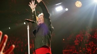 Bon Jovi Live, Nationwide Arena, Columbus, Ohio, 3 / 18 / 2017