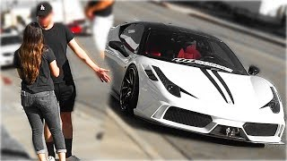 Would You Trade Your Girlfriend for a Ferrari??!