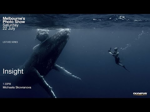 Michaela Skovranova - Finding your Vision in Underwater Photography and Video