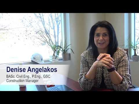 Women of the League of Champions - Denise Angelakos, Matheson Constructors, Construction Manager