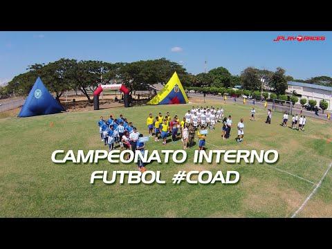 FAE Campeonato Relampago Futbol COAD