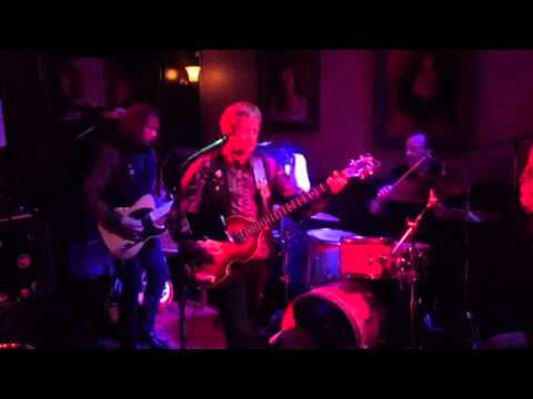"""The Back Pages """"Brown Sugar"""" At Johnny Foley's SF 4-2-2016"""