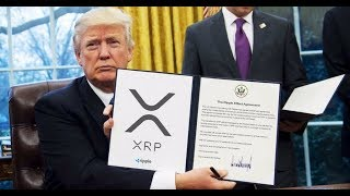 Could Trump Hold the Key to XRP's Future Fortunes? Ripple's Executives Say it's Possible