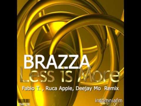 Brazza - Less Is More (Fabio T. Remix) [Insomniafm Records]