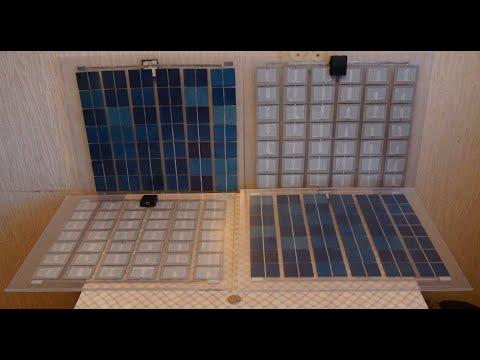 Солнечные панели для зарядки мобильных телефонов