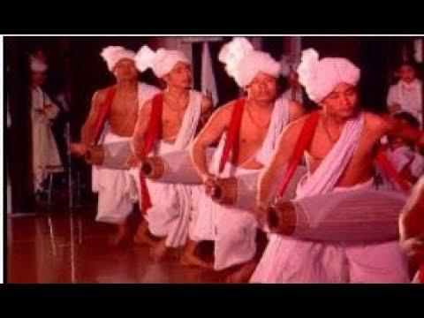 இந்திய நடன வகைகள்/Ep9/மணிப்புரி/Manipuri/ Jhaveri sisters/Pung cholom  /Indian Imprints Channel