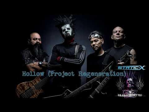 Static-X - Hollow (Project Regeneration) Single (2020)