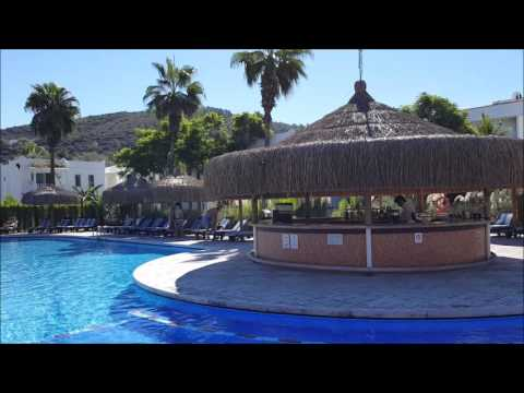 Hotel Voyage Torba Bodrum Resort Complete Walk Around..