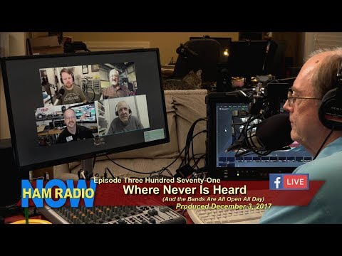 HRN 371: Where Never Is Heard - The ARRL Code of Conduct