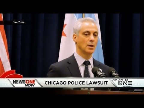 Civil Rights Groups Sue Chicago To Ensure Police Reform