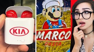 Funniest KNOCK OFF Brands