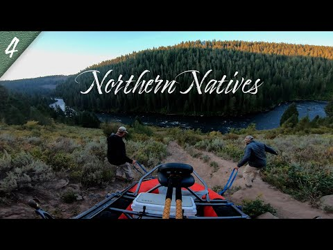 NORTHERN NATIVES | Self Guided Raft Fishing Expedition