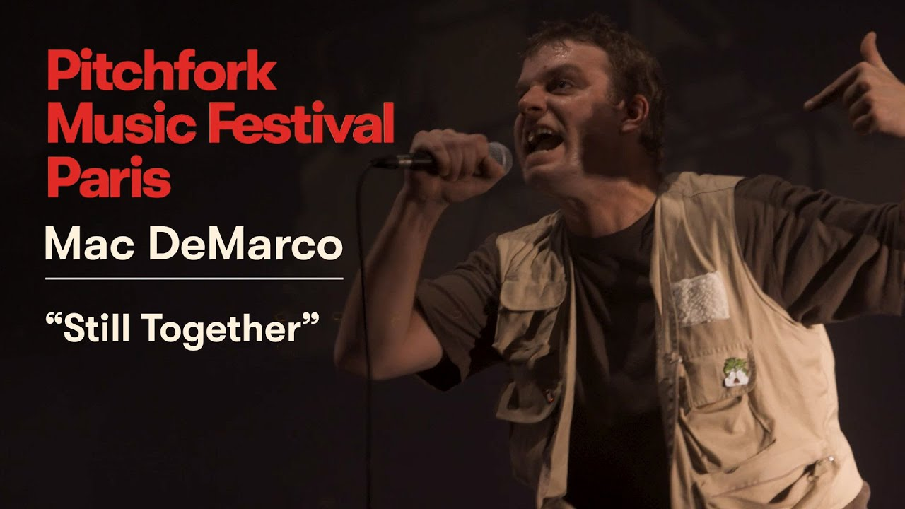Mac DeMarco Still Together Pitchfork Music Festival 2013