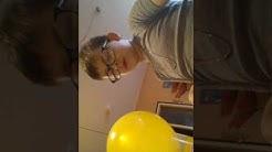 Luftballons abschießen