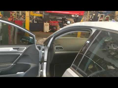 2014 Volkswagen Golf cabin air pollen filter replacement glove box removal reliability issues