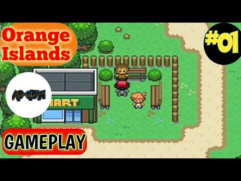 pokemon orange island gba
