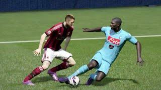 Video Gol Pertandingan Napoli vs AC Milan