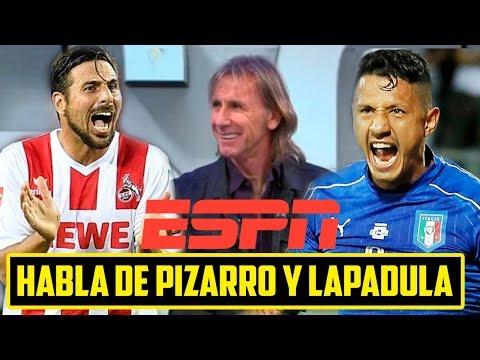 RICARDO GARECA en ESPN: Habla de PIZARRO, CREYÓ QUE HABÍAMOS PERDIDO LOS PUNTOS por GUERRERO y más