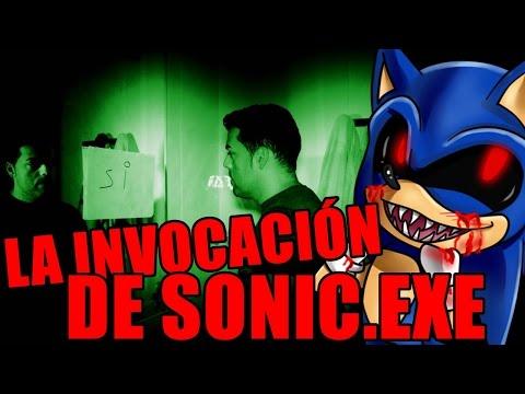 LA OSCURA INVOCACIÓN DE SONIC.EXE | Invocaciones y rituales creepy