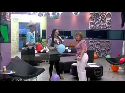 Big Brother Australia 2008 - Day 8 - Daily Show