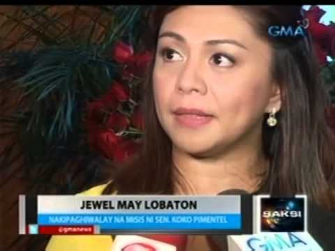 Jewel Lobaton, dumanas umano ng psychological at economic abuse sa dating asawang si Sen. Pimentel