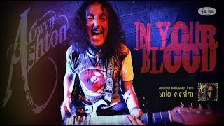 Gwyn Ashton - In Your Blood - official Fab Tone Records video