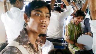 Mumbai Local Train Singing Talent SuperHit Qawali Chadta Suraj Dheere Dheere   India 2015 [HD VIDEO]