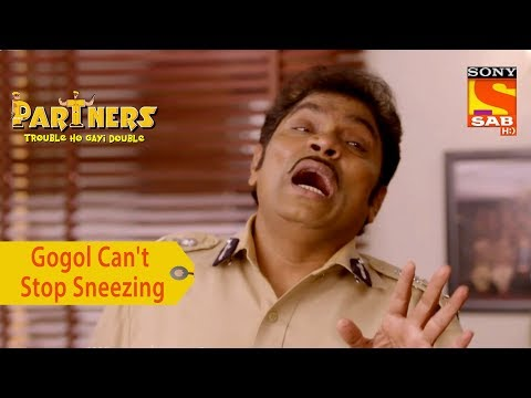 Your Favorite Character | Gogol Can't Stop Sneezing | Partners Trouble Ho Gayi Double
