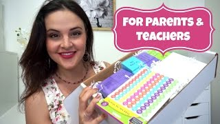 The Elementary Box - Education Subscription Box for Teachers and Parents - Review