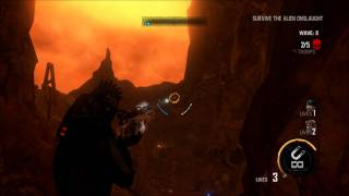 Red Faction Armageddon Multiplayer Coop Extermination Part 4/7 PC Gameplay HD