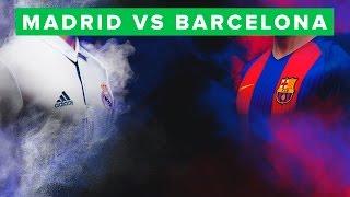 Real vs Barca - WHO