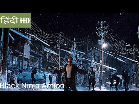 The wolverine 2013 : Wolverine vs Black Ninja fight scene in hindi movie clips