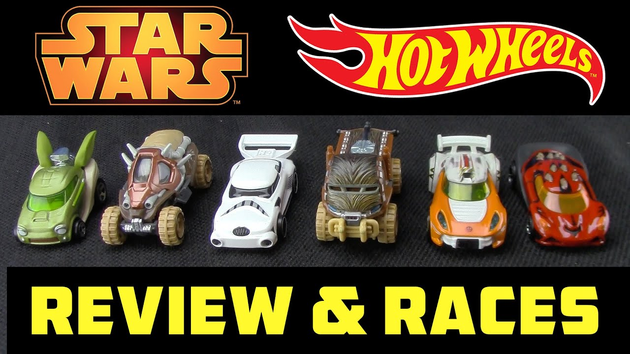 hot wheels star wars cars carros de juguete voitures jouets youtube. Black Bedroom Furniture Sets. Home Design Ideas