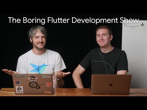 Custom Navigator (The Boring Flutter Development Show, Ep. 29)