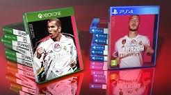 EVERY FIFA COVER: FIFA 94 - FIFA 20
