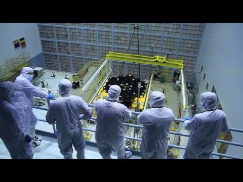 Video Snapshot: James Webb Space Telescope Mirror Installation Complete