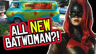 Batwoman REPLACED With Brand N…