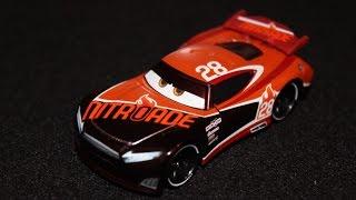 Mattel Disney Cars 3 Nitroade #28 (Tim Treadless - Next Generation Piston Cup Racer) Die-cast