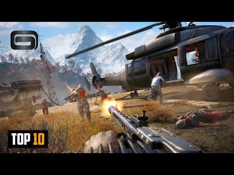 Top 10 BEST Gameloft Games For Android | High Graphics (Online/Offline)