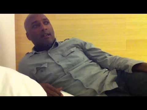 Interview with Artist Edouard Steinhauer at Verge Miami 2011.