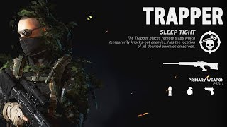 TRAPPER OPERATOR GAMEPLAY! // GAS TRAP + MELEE = ULTIMATE TROLL!   Ghost Recon Wildlands PVP