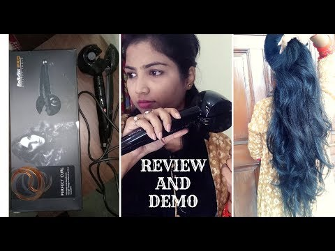 BABYLISS PRO PERFECT CURLING SECRET /REVIEW AND DEMO..BUY OR NOT..???/BABYLISS CURLER