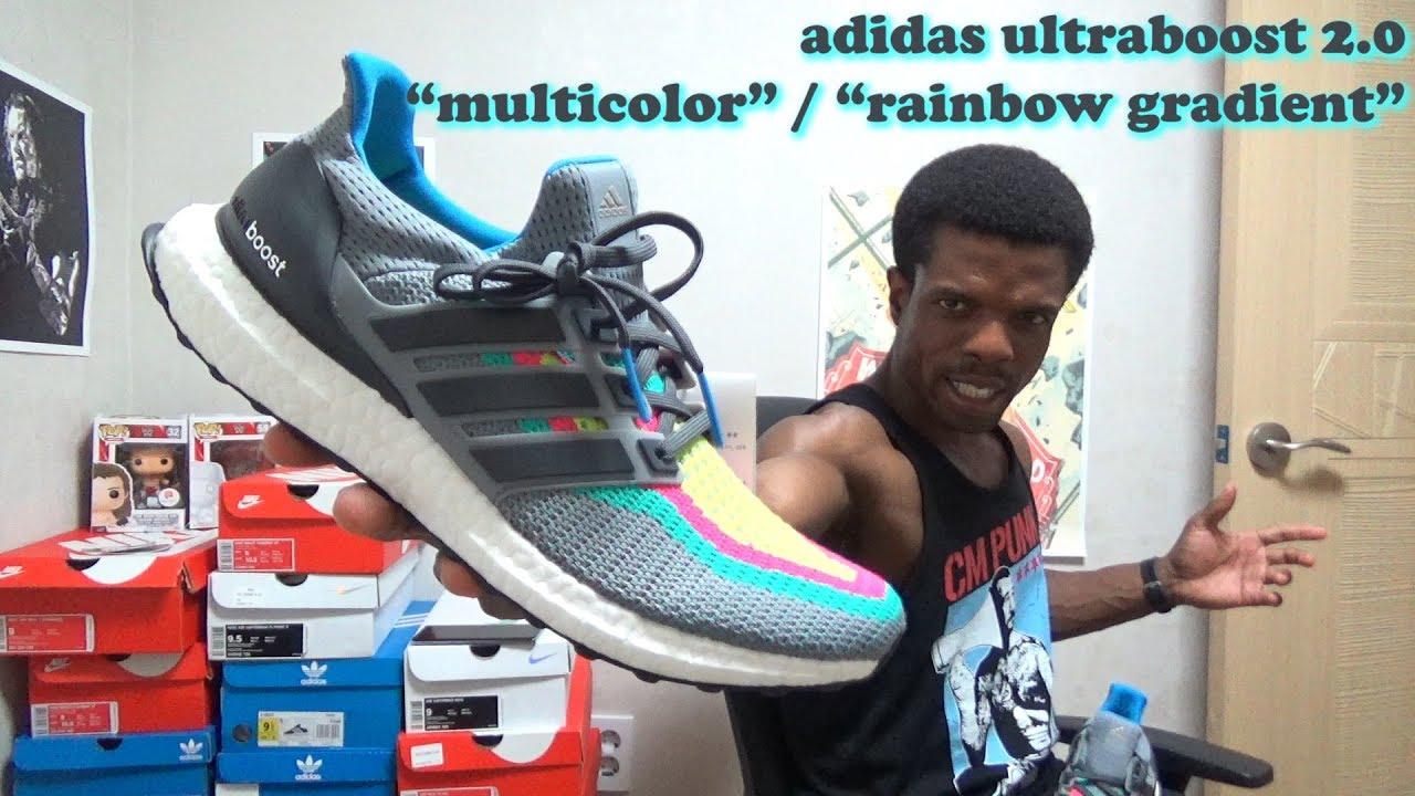 """Adidas UltraBoost 2.0 """"Multicolor"""
