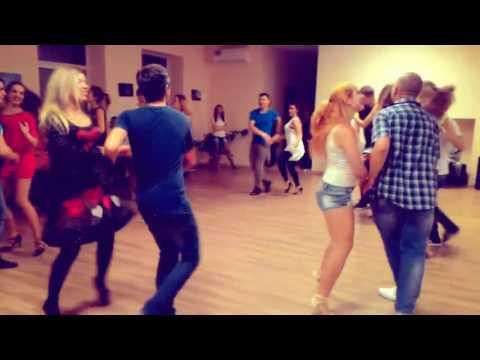 Rueda de Casino - Salsa Latina club Simferopol Студия танца