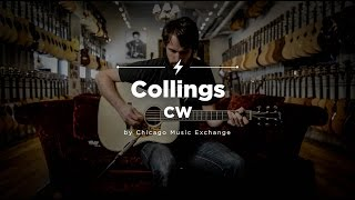Quick Riffs: Collings CW Dreadnought Acoustic Guitar