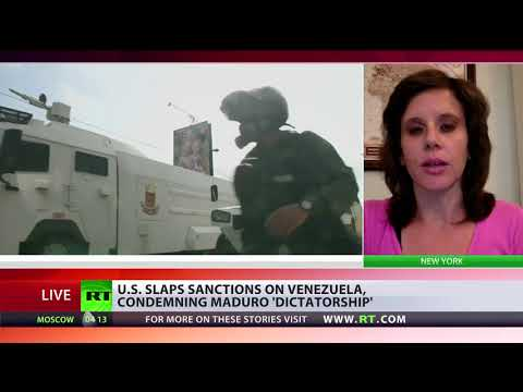 Worst aggression in 200 yrs: Venezuela stands up to US sanctions