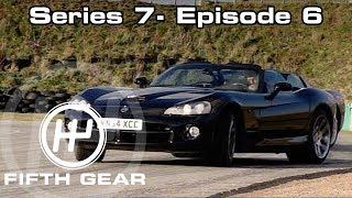Fifth Gear Series 7 Episode 6 смотреть